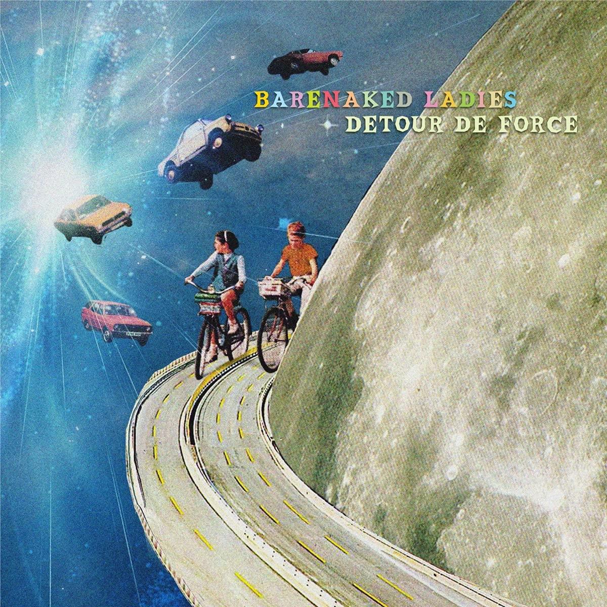 Barenaked Ladies - Detour de Force (2021) [FLAC] Download