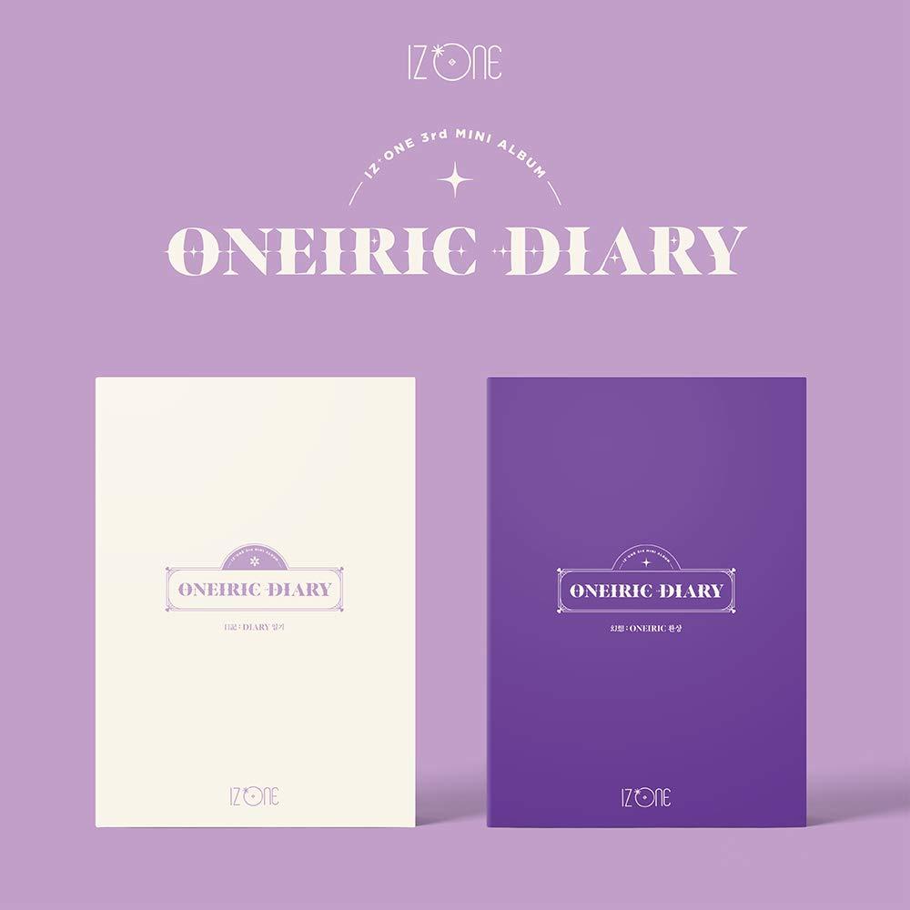 IZ*ONE - Oneiric Diary (2020) [FLAC] Download