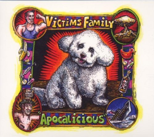 Victims Family - Apocalicious (2001) [FLAC] Download