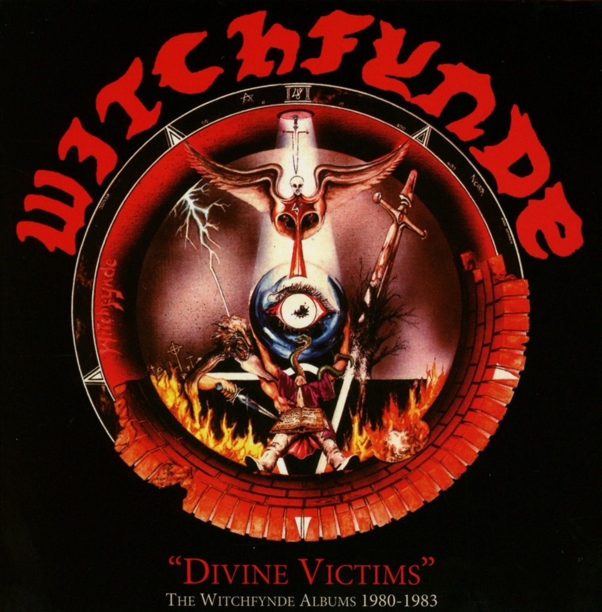 Witchfynde - Divine Victims: The Witchfynde Albums 1980-1983 (2017) [FLAC] Download