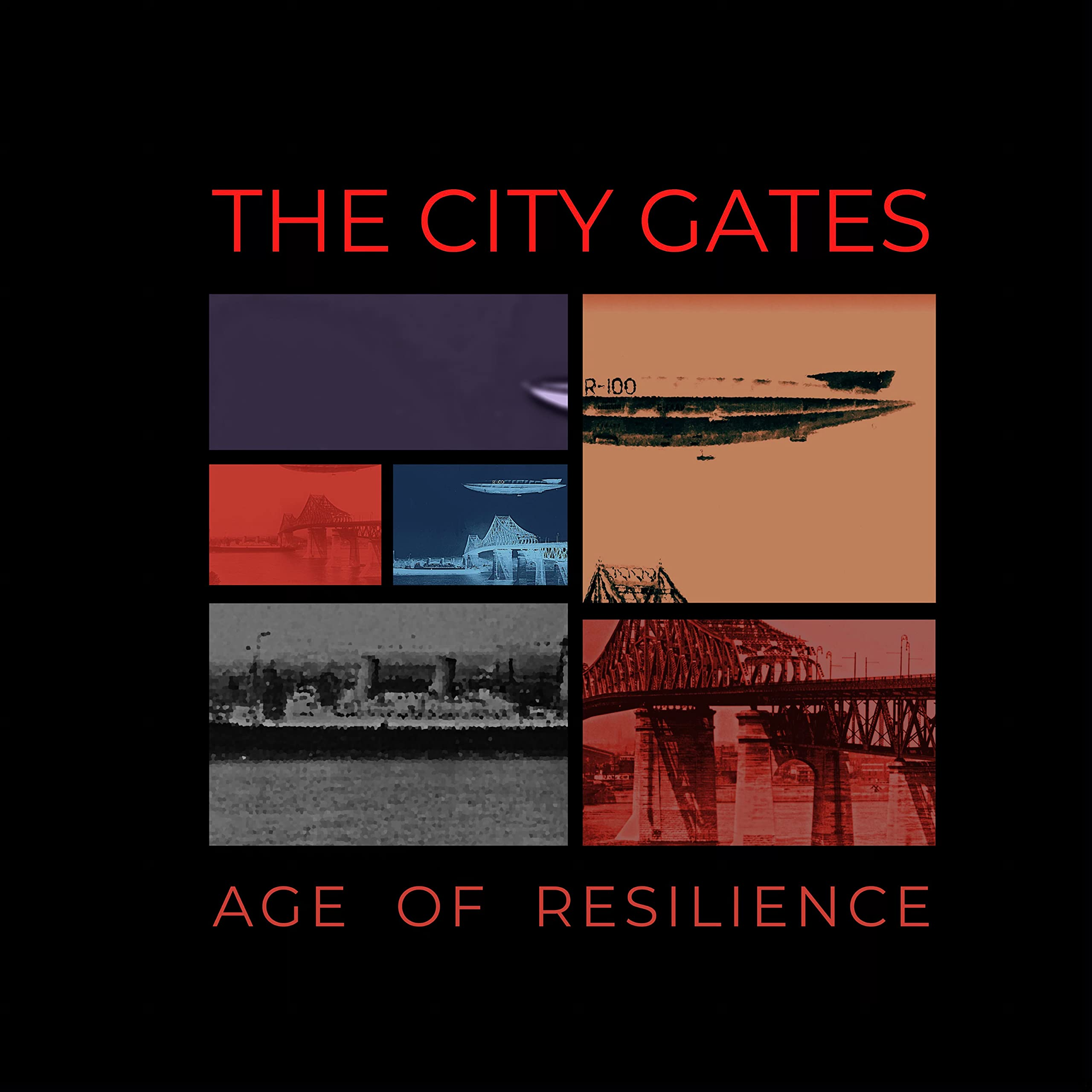 The City Gates – Age Of Resilience (2021) [FLAC]