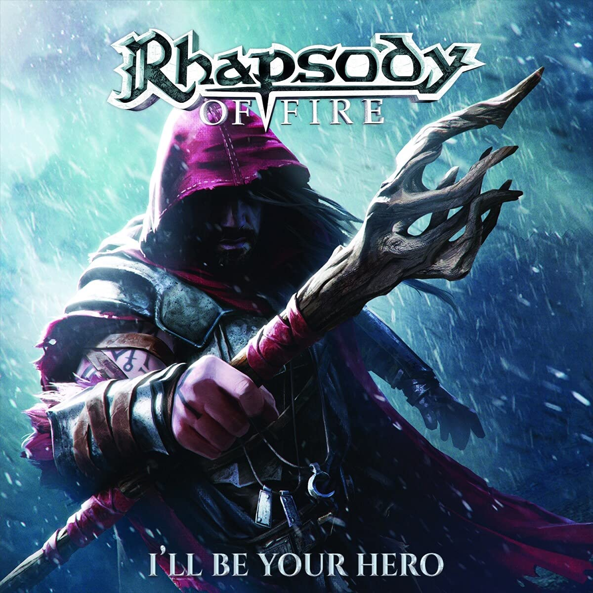 Rhapsody Of Fire - I'll Be Your Hero (2021) [FLAC] Download