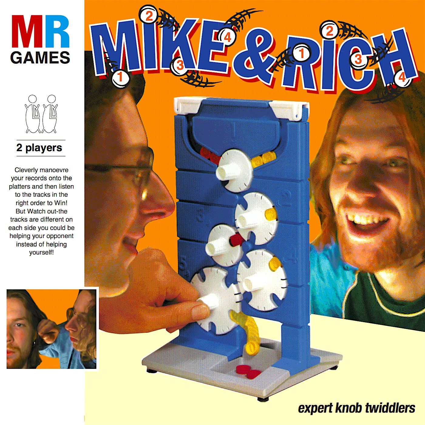 Mike & Rich - Expert Knob Twiddlers (2016) [FLAC] Download