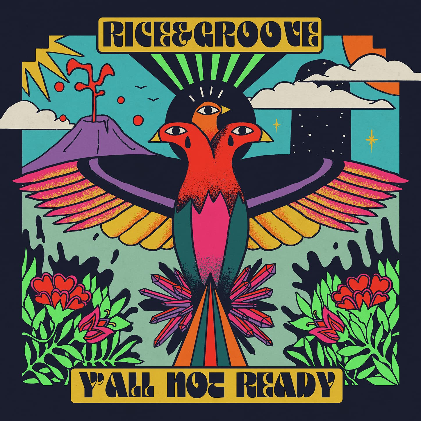 Rice & Groove - Y'all Not Ready (2021) [FLAC] Download