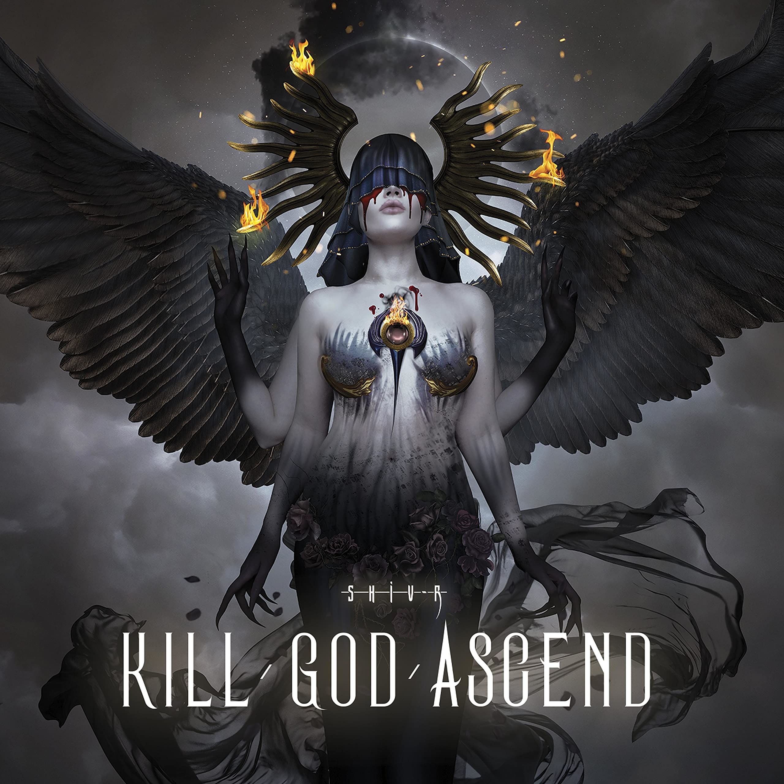 Shiv-R - Kill God Ascend (2021) [FLAC] Download