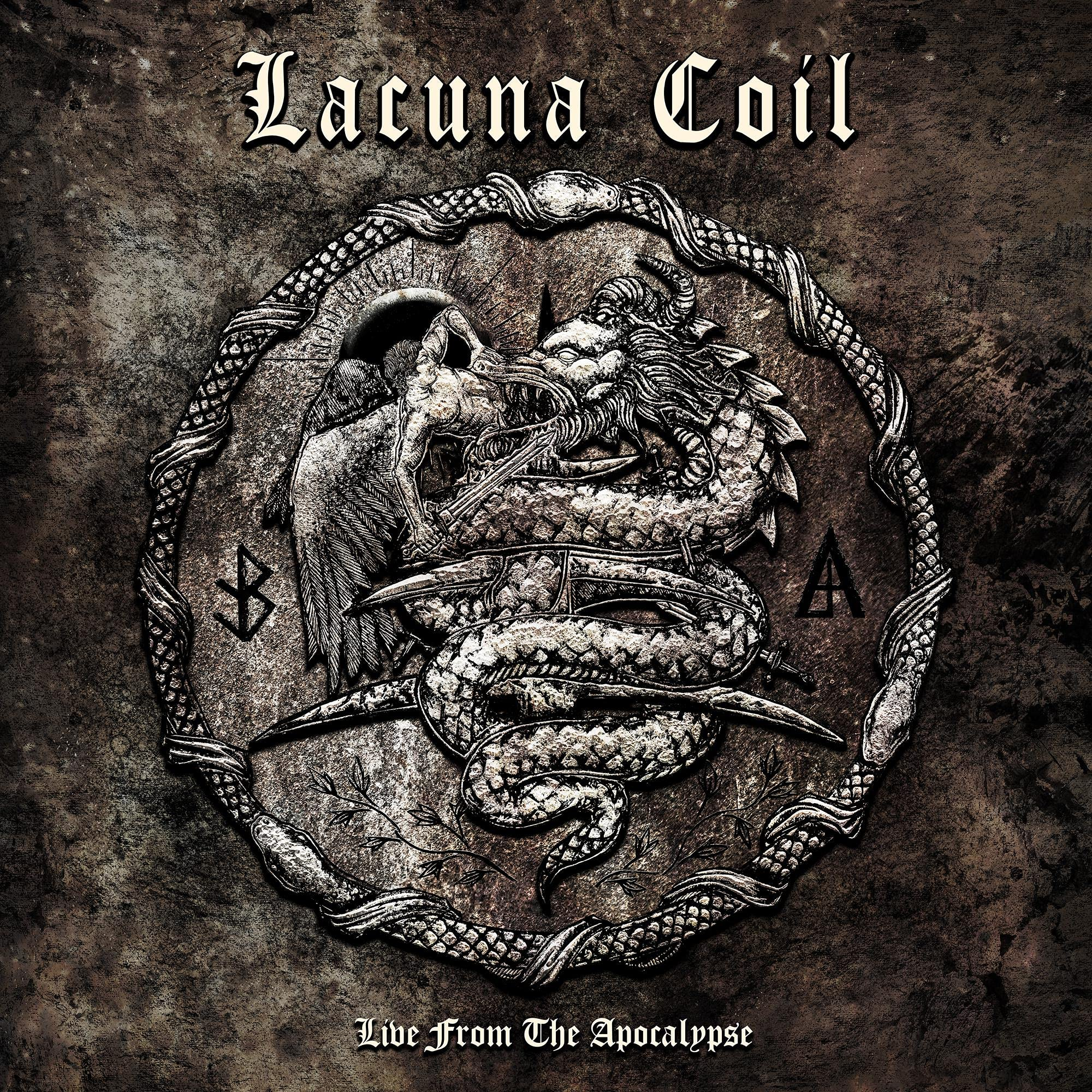 Lacuna Coil - Live From The Apocalypse (2021) [FLAC] Download