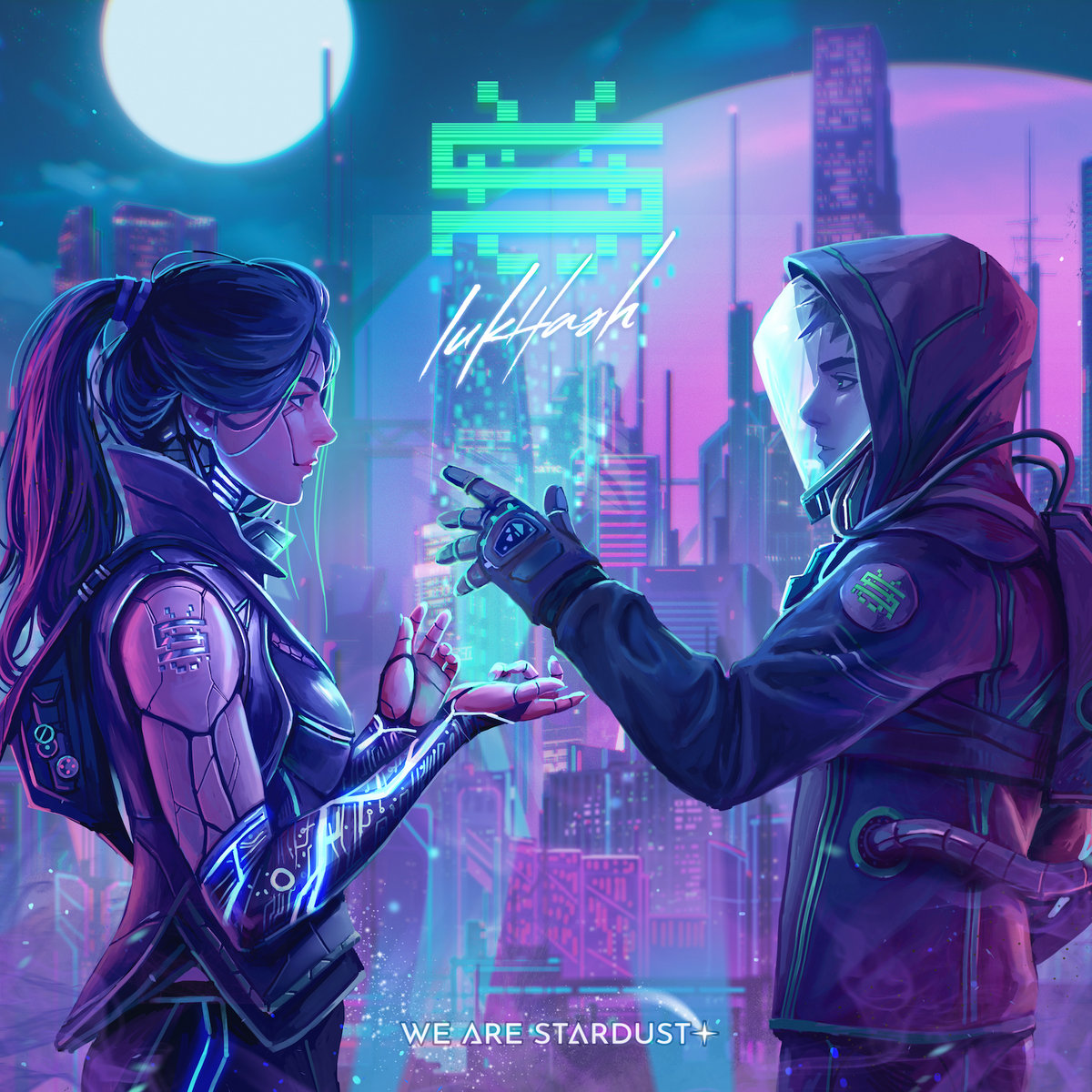 LukaHash - We Are Stardust (2021) [FLAC] Download