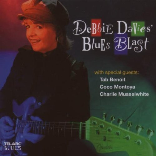 Debbie Davies - Blues Blast (2007) [FLAC] Download