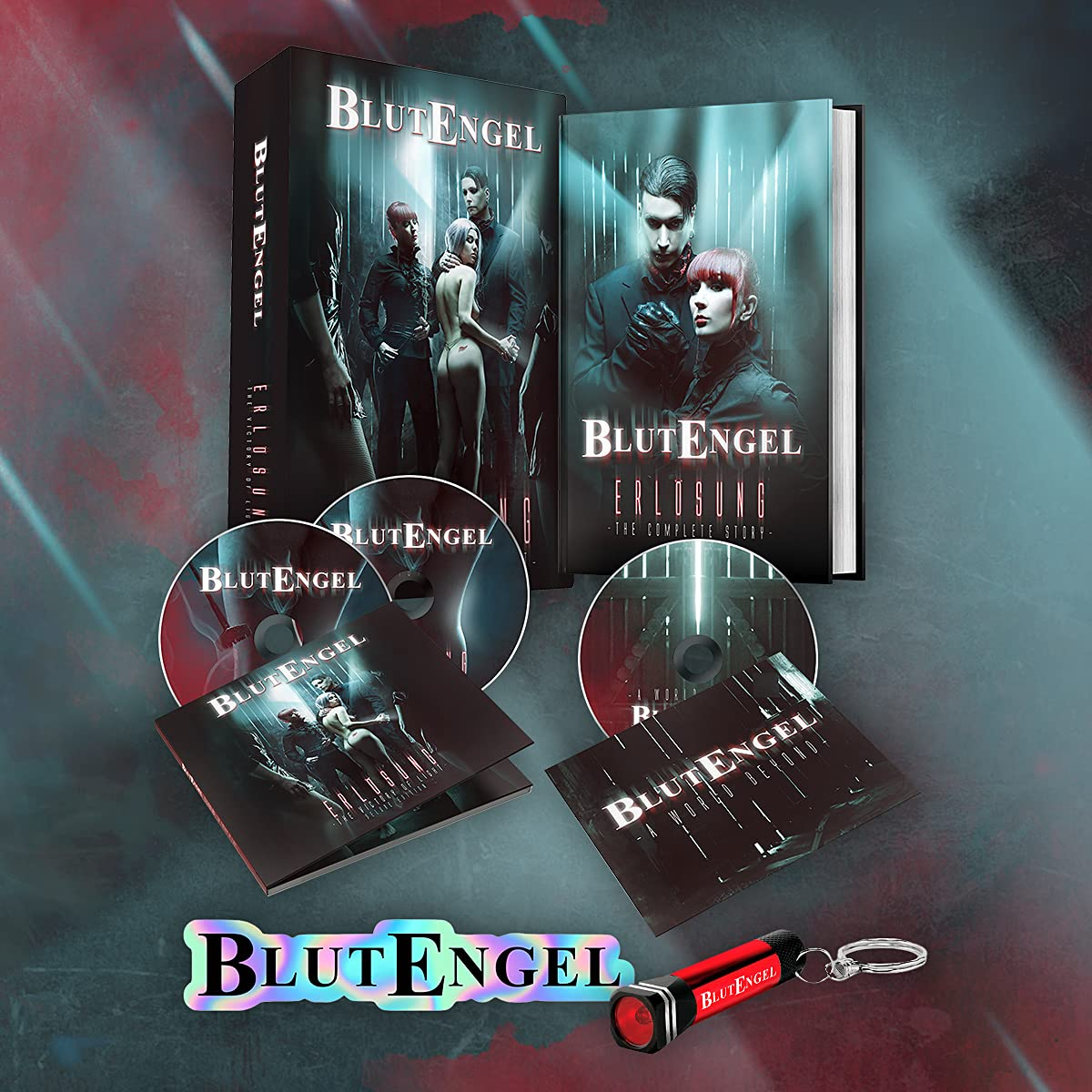 Blutengel - Erlösung - The Victory Of Light (2021) [FLAC] Download