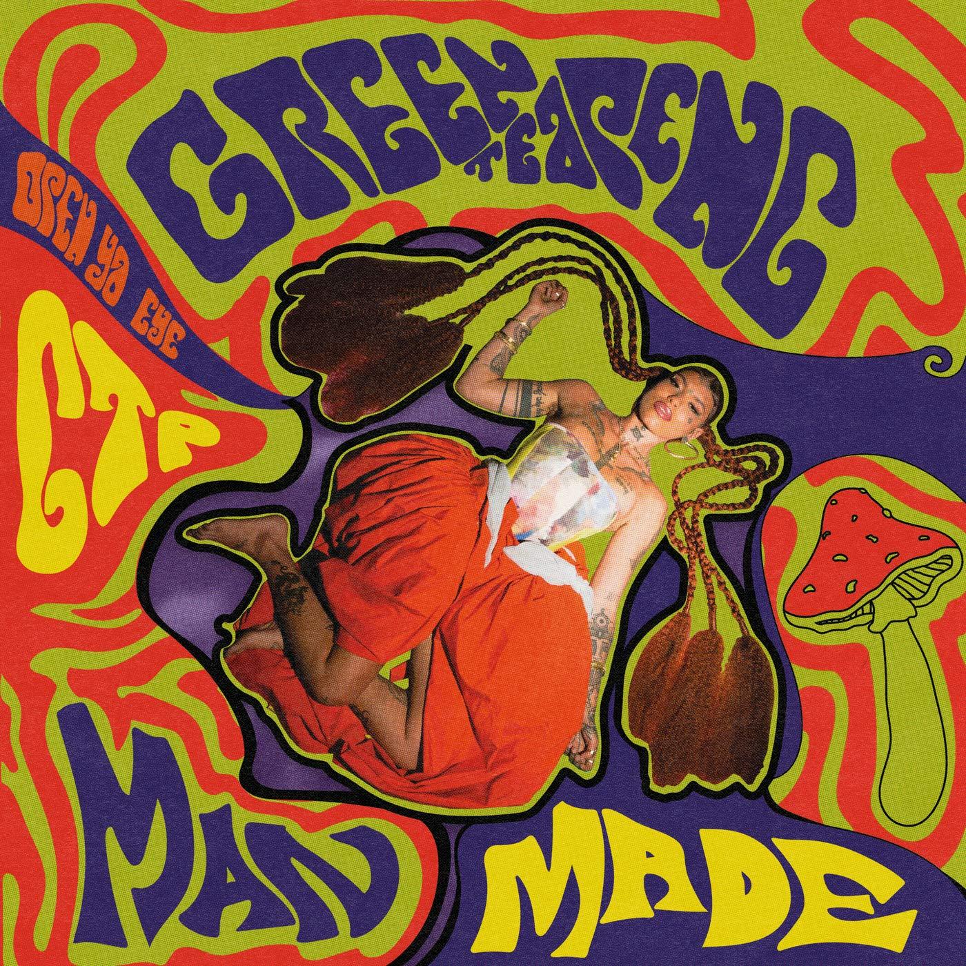 Greentea Peng - Man Made (2021) [FLAC] Download