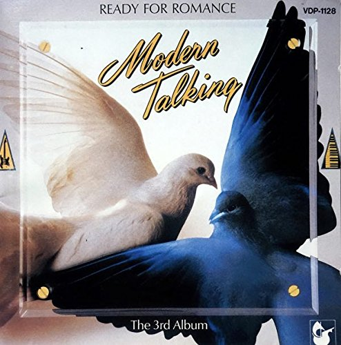 Modern Talking - Ready For Romance - The 3rd Album (1986) [FLAC] Download