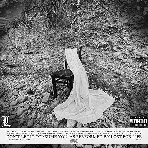 Lost For Life - Don't Let It Consume You (2021) [FLAC] Download
