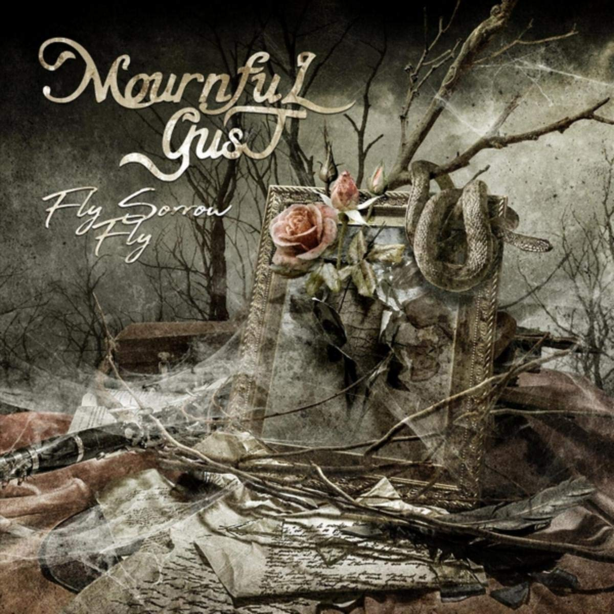 Mournful Gust - Fly Sorrow Fly (2021) [FLAC] Download