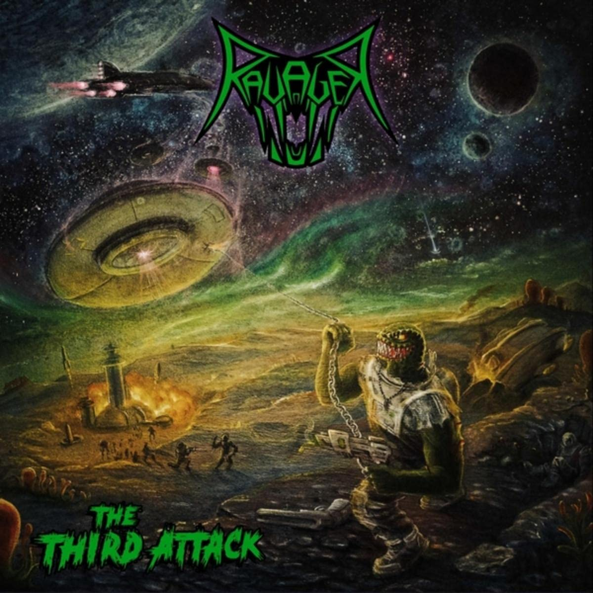 Ravager – The Third Attack (2021) [FLAC]