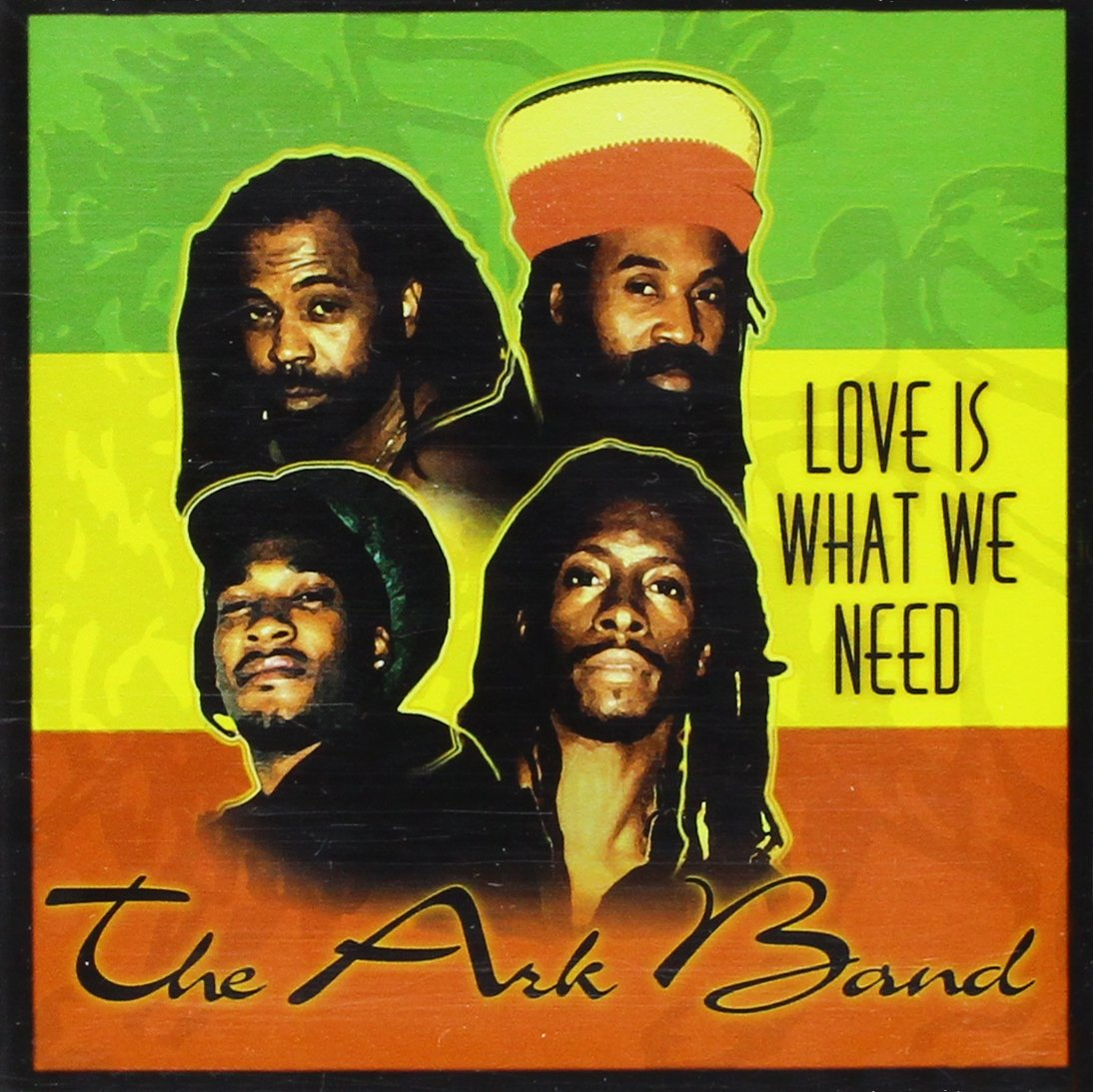 The Ark Band - Love Is What We Need (1999) [FLAC] Download