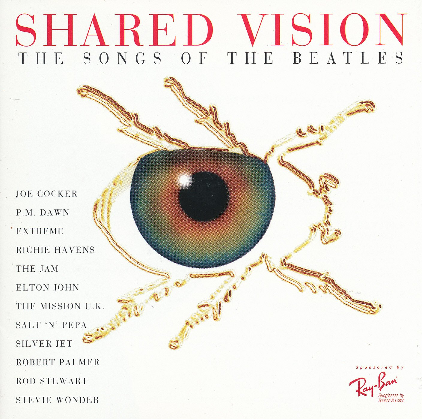 VA - Shared Vision The Songs Of The Beatles (1994) [FLAC] Download