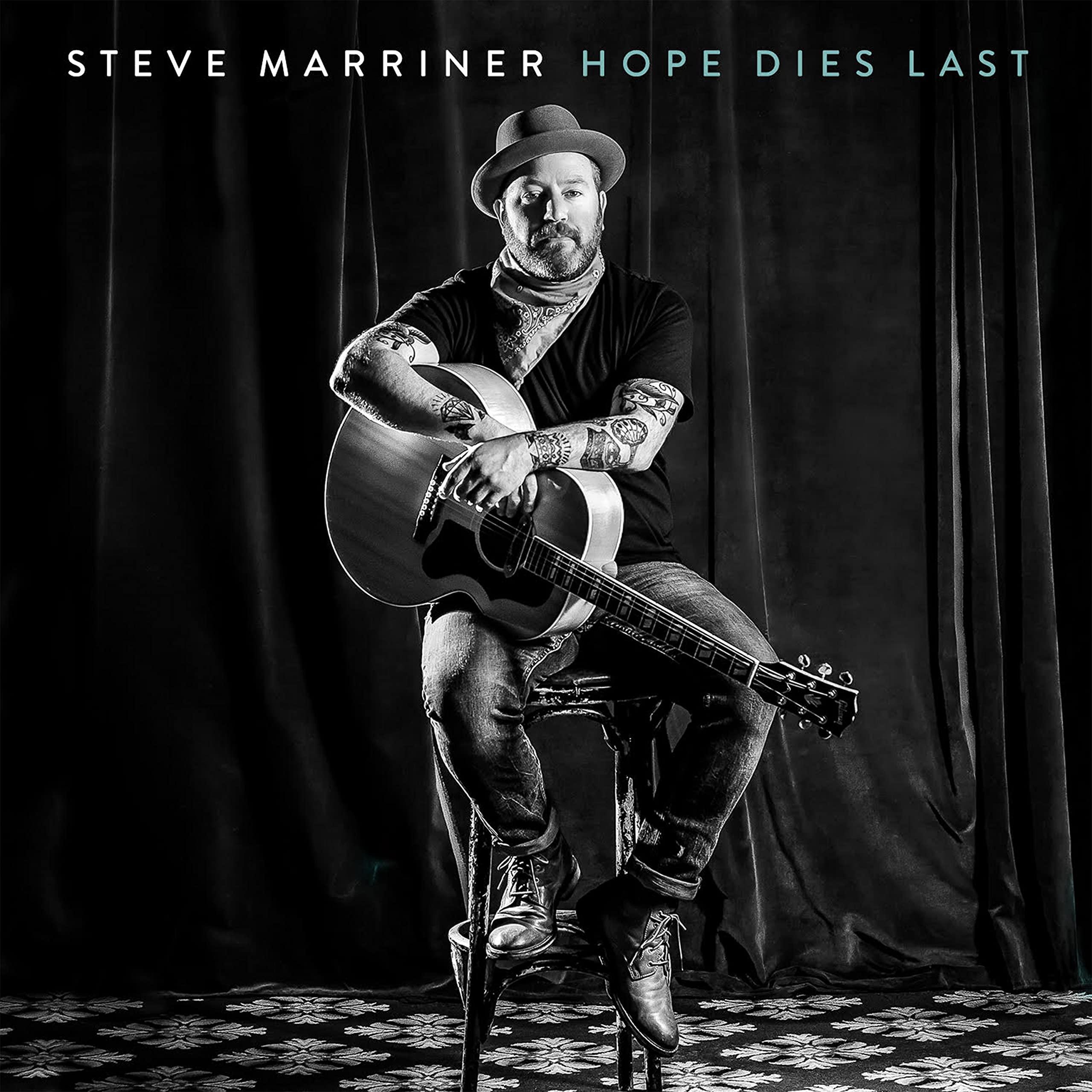 Steve Marriner - Hope Dies Last (2021) [FLAC] Download