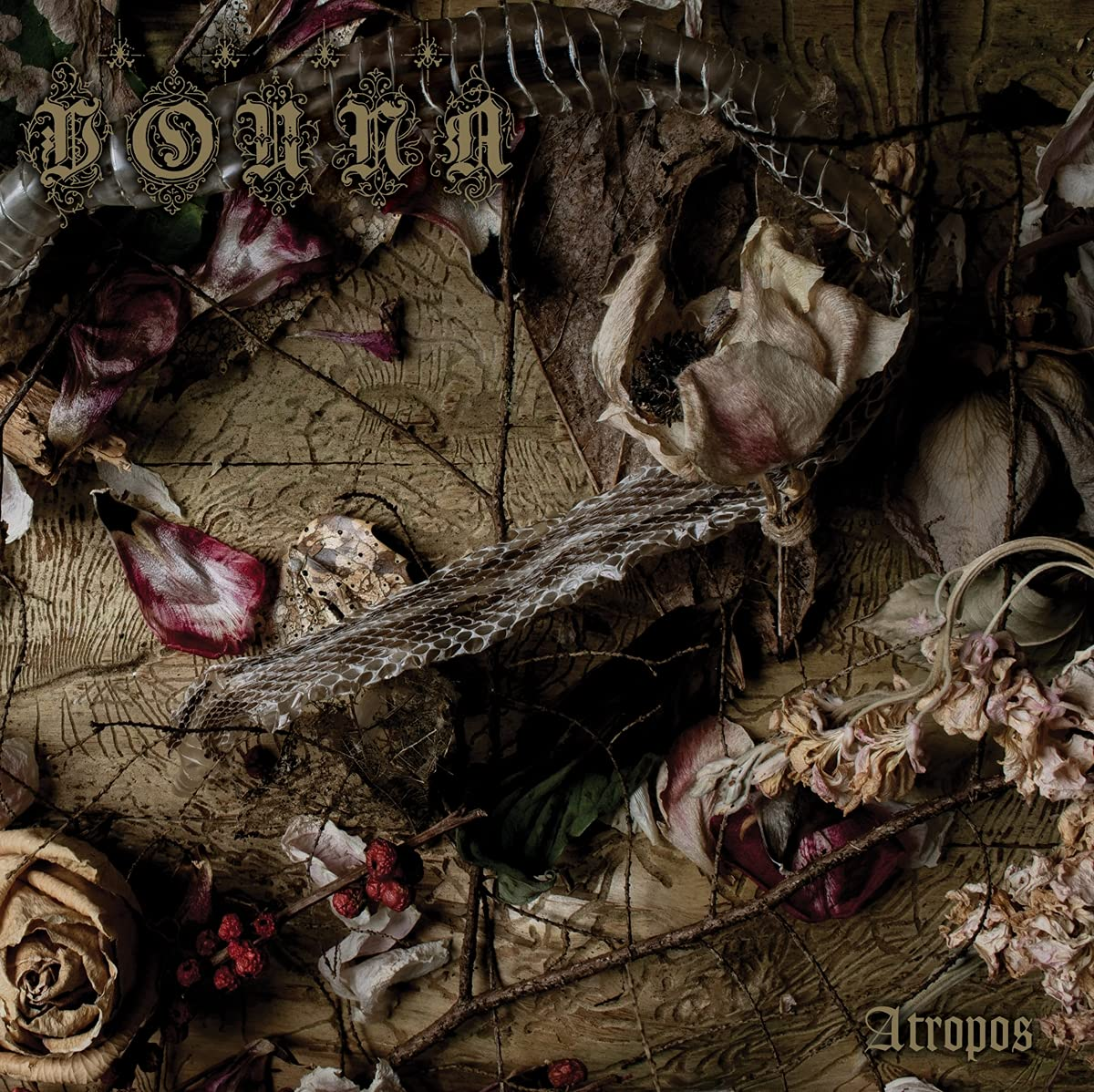 Vouna - Atropos (2021) [FLAC] Download