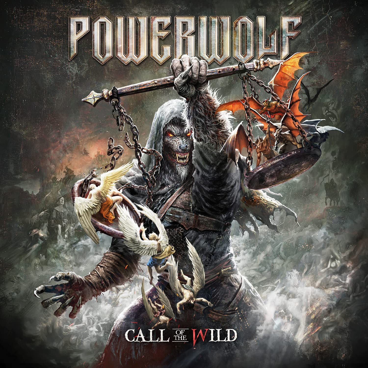 Powerwolf - Call Of The Wild (2021) [FLAC] Download