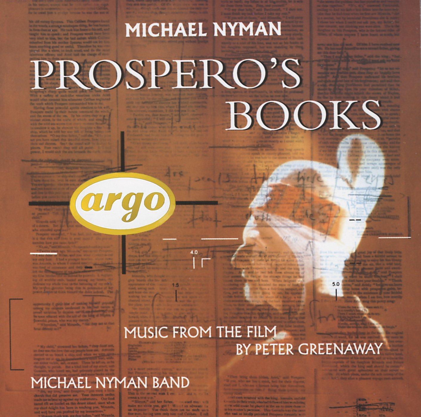 Michael Nyman - Prospero's Books (1991) [FLAC] Download
