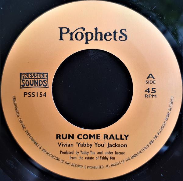 Vivian 'Yabby You' Jackson - Run Come Rally (2020) [FLAC] Download