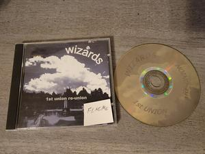 Wizards - 1st Union Re-Union (2001) [FLAC] Download