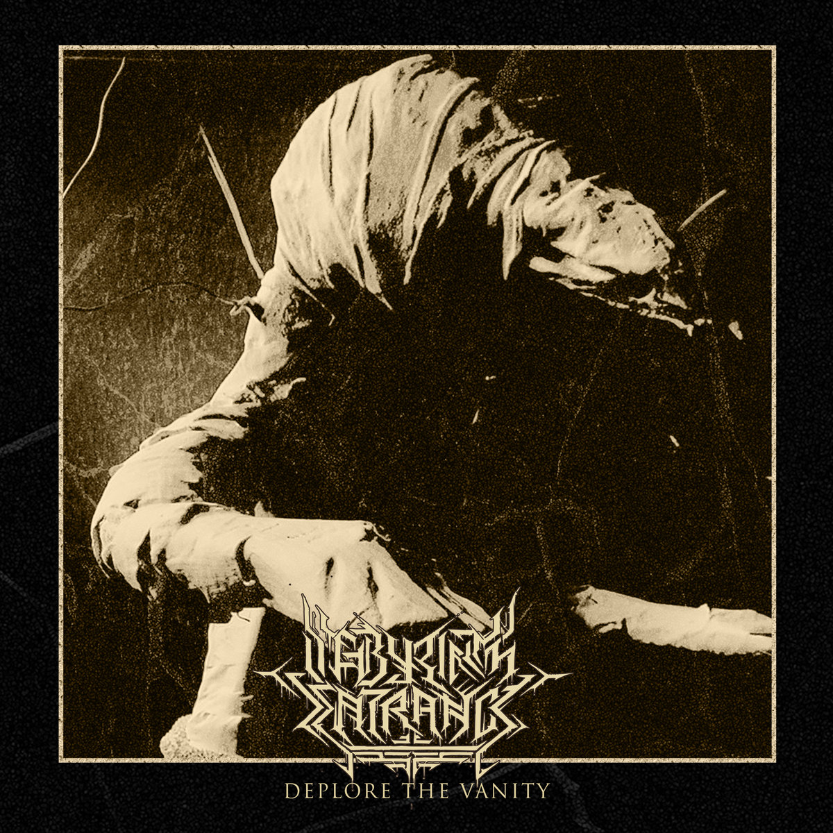 Labyrinth Entrance - Deplore The Vanity (2021) [FLAC] Download