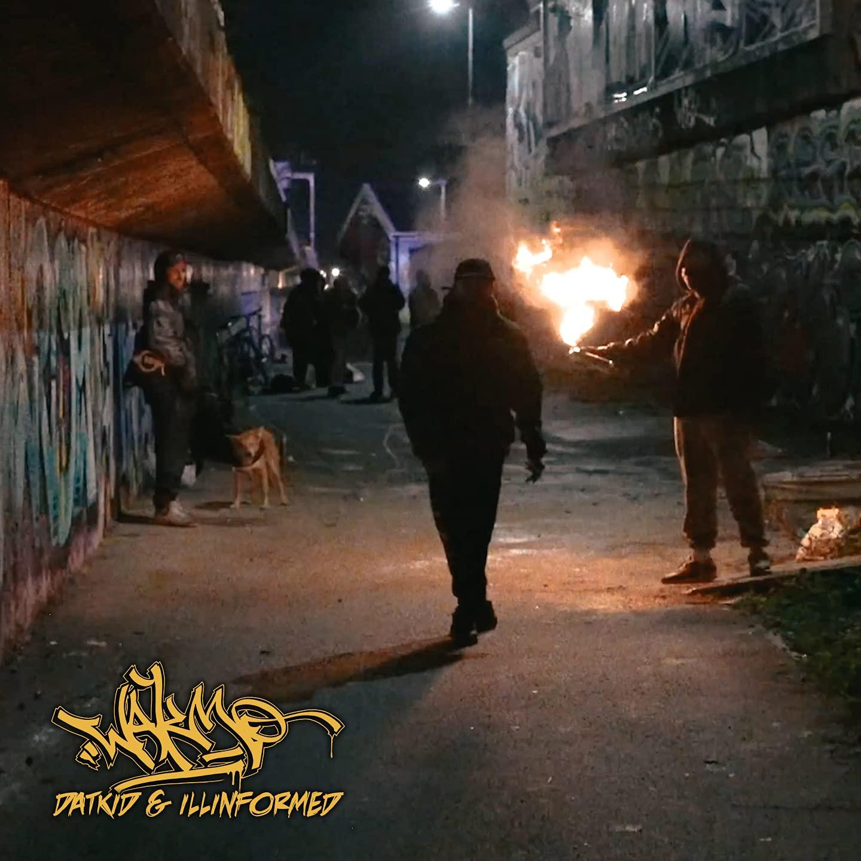 Datkid & Illinformed - Wakmo (2021) [FLAC] Download