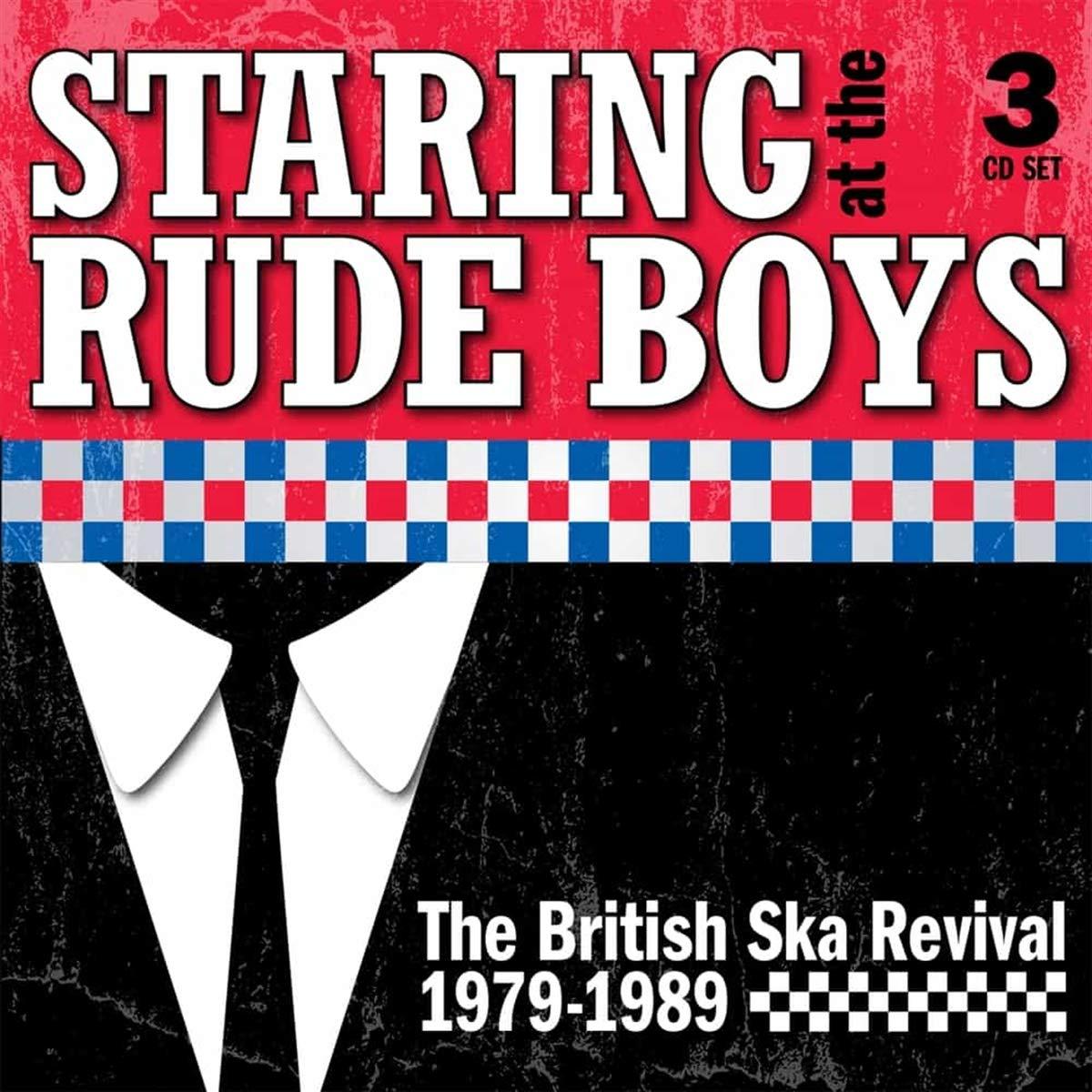 VA - Staring At The Rude Boys (2021) [FLAC] Download