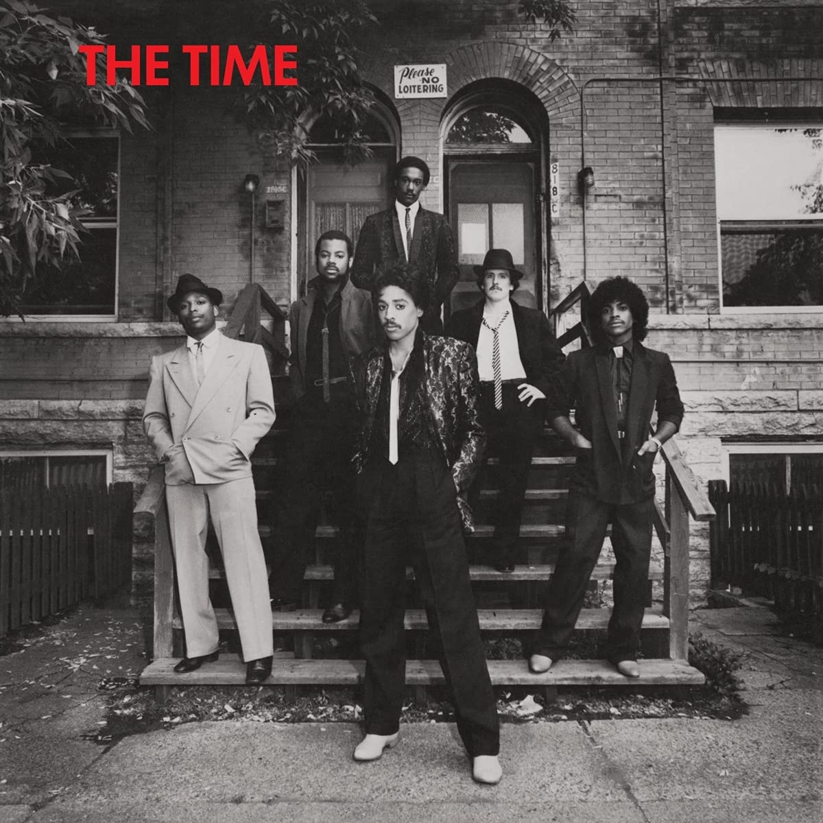 The Time – The Time (2021) [FLAC]