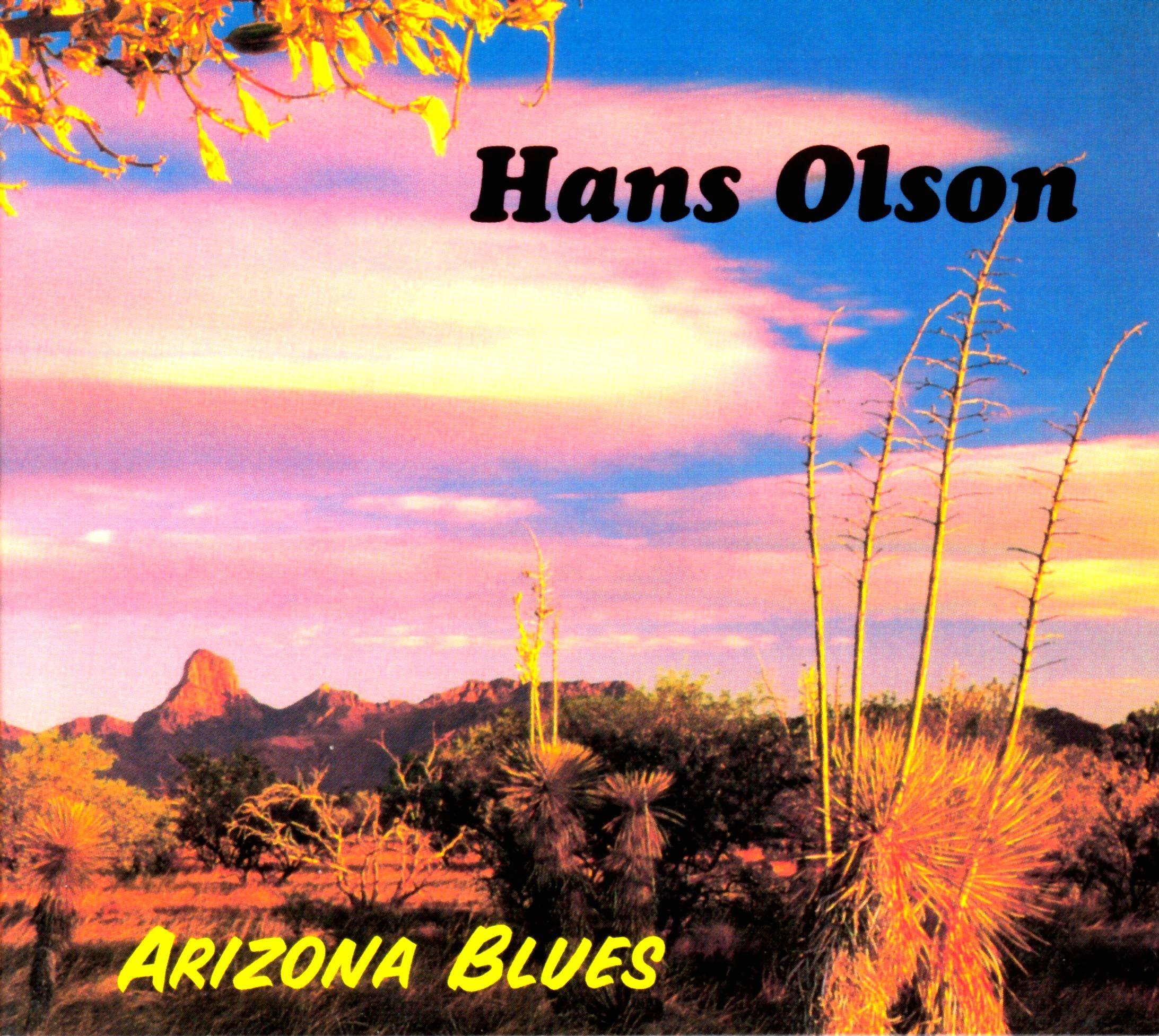 Hans Olson – Arizona (1995) [FLAC]