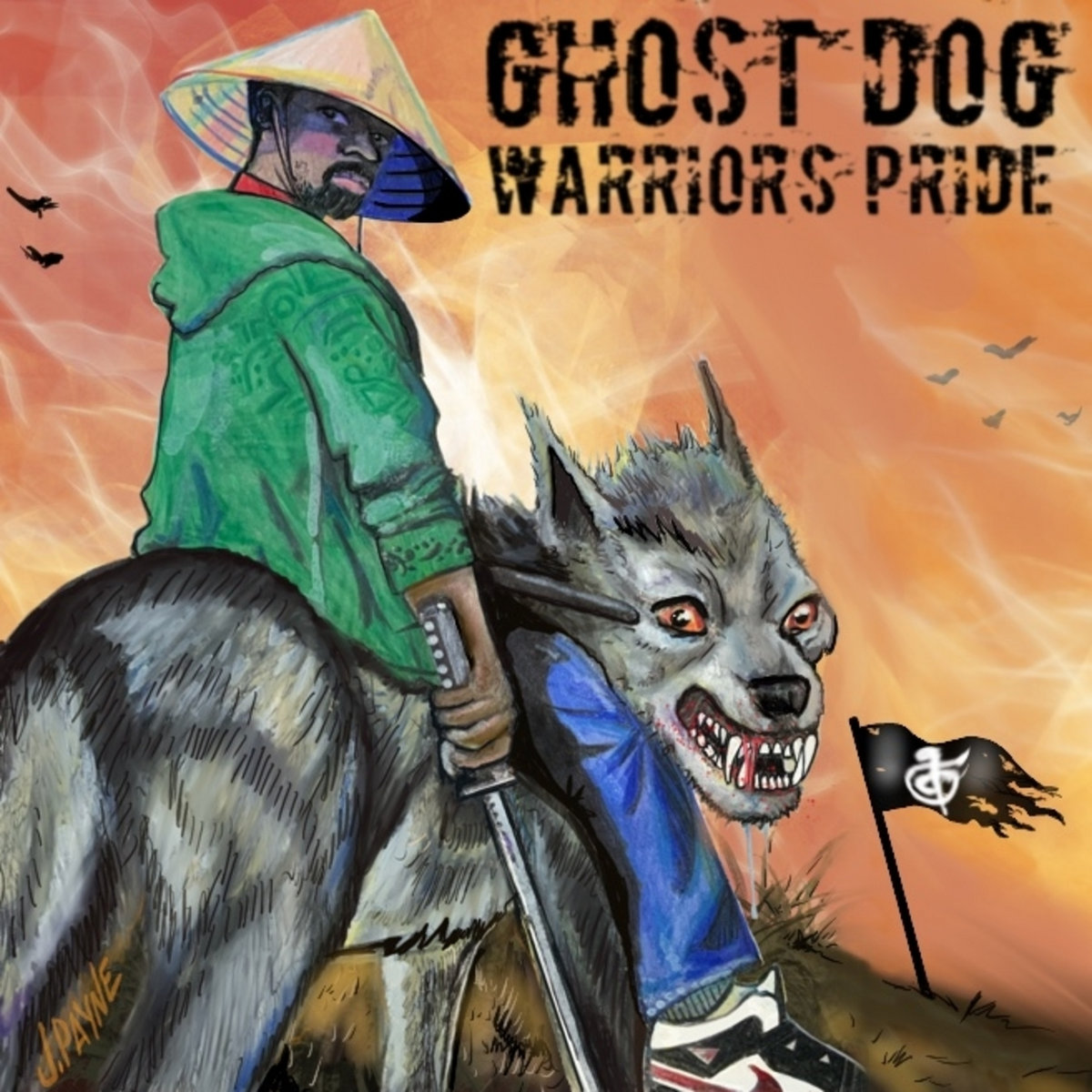 Ghost Dog - Warrior's Pride (2021) [FLAC] Download