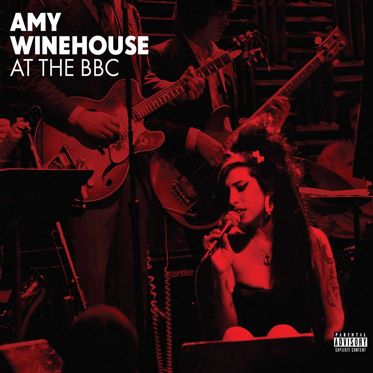 Amy Winehouse - At The BBC (2021) [FLAC] Download