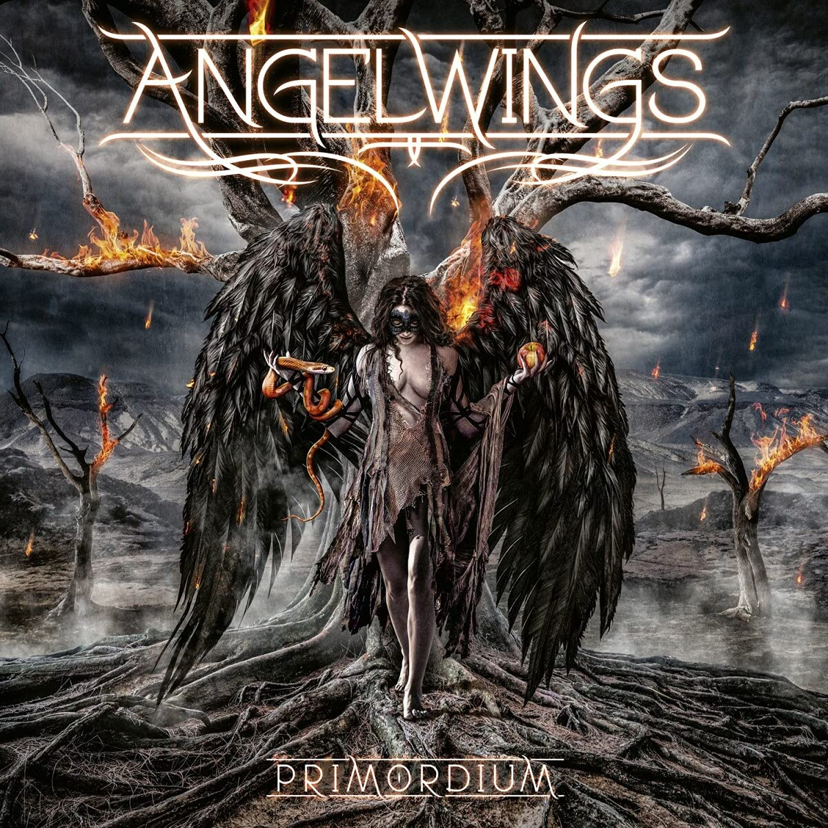 Angelwings - Primordium (2021) [FLAC] Download