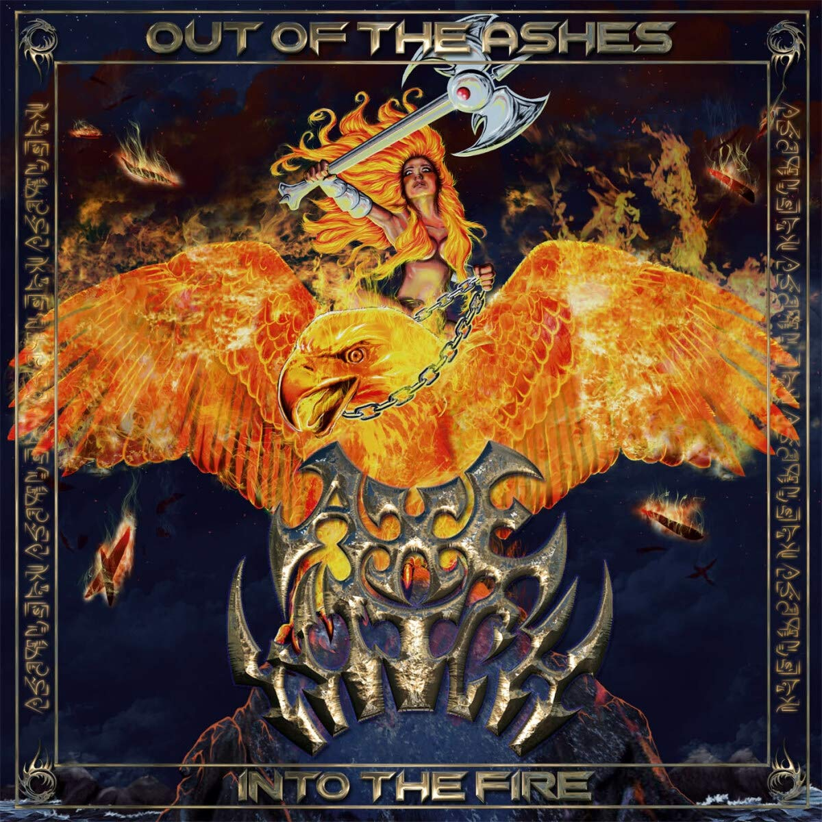 Axewitch - Out Of The Ashes Into The Fire (2021) [FLAC] Download