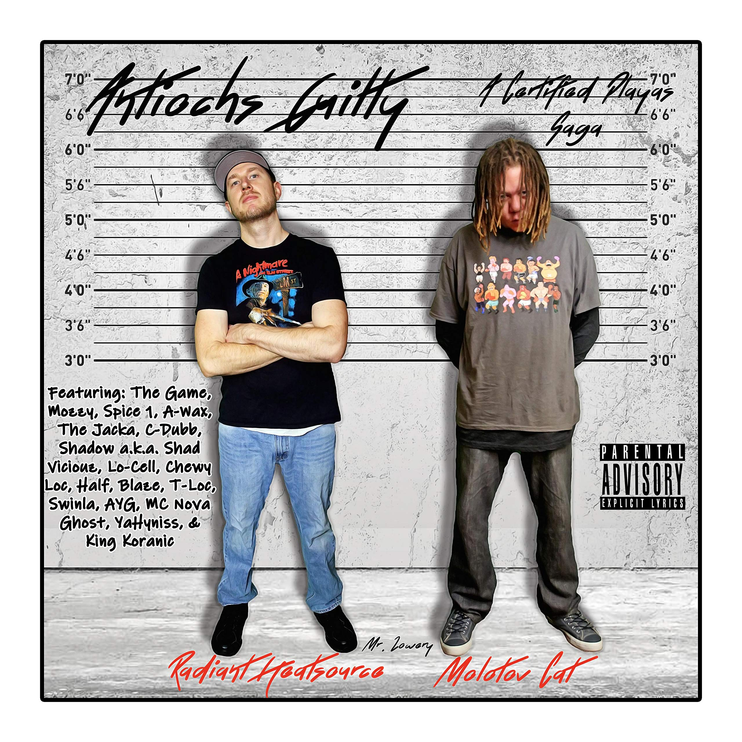 Antioch's Guilty - A Certified Playas Saga (2021) [FLAC] Download