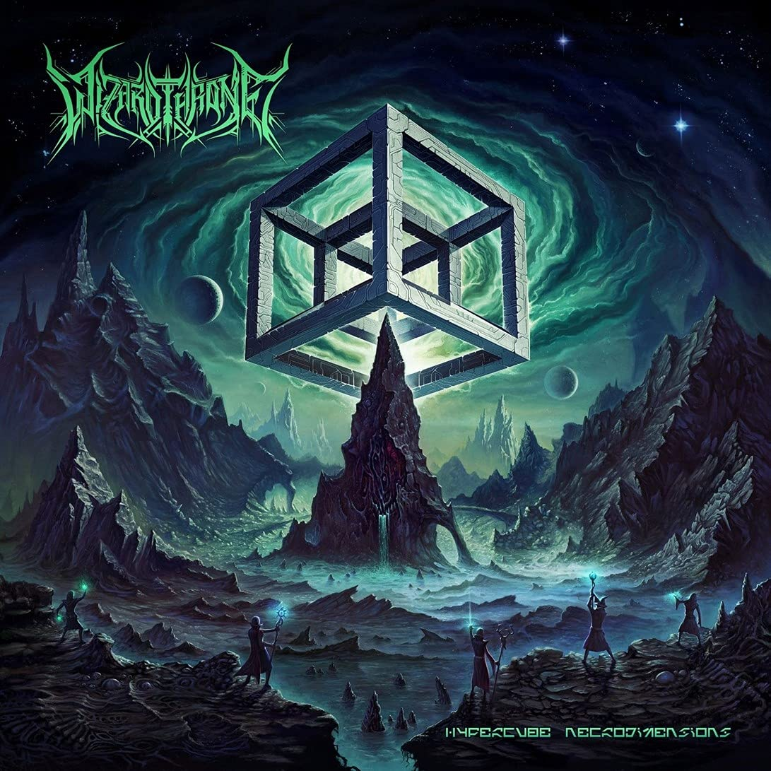 Wizardthrone – Hypercube Necrodimensions (2021) [FLAC]