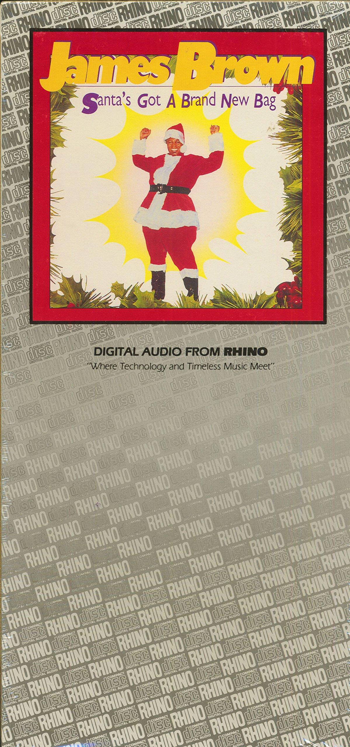 James Brown – Santas Got A Brand New Bag (1988) [FLAC]