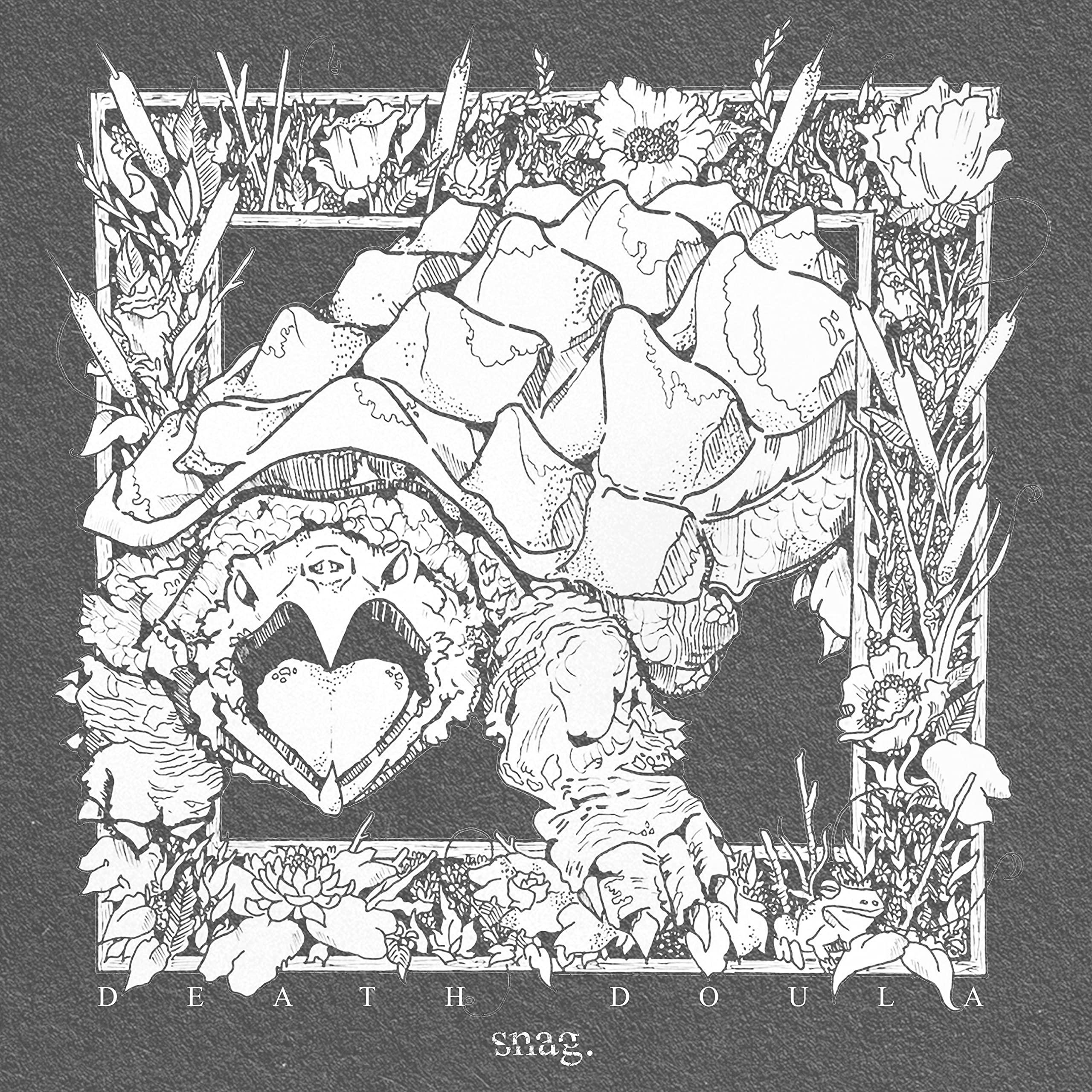 Snag. – Death Doula (2021) [FLAC]