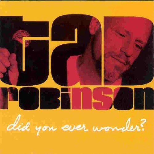 Tad Robinson – Did You Ever Wonder (2004) [FLAC]