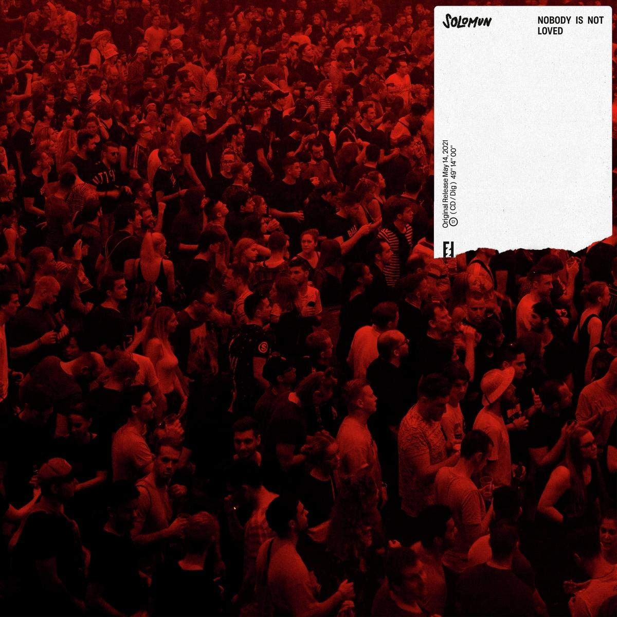 Solomun Feat. Tom Smith – Nobody Is Not Loved (2021) [FLAC]