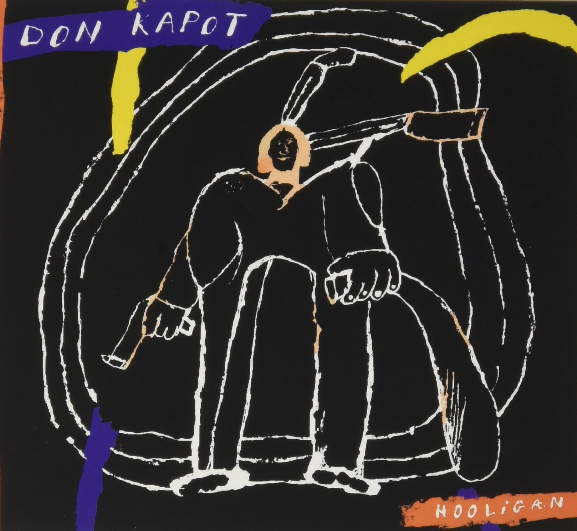 Don Kapot – Hooligan (2021) [FLAC]