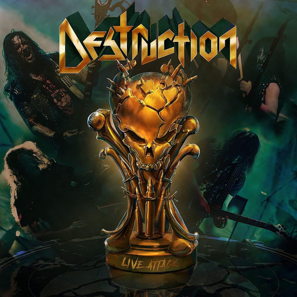 Destruction – Live Attack (2021) [FLAC]