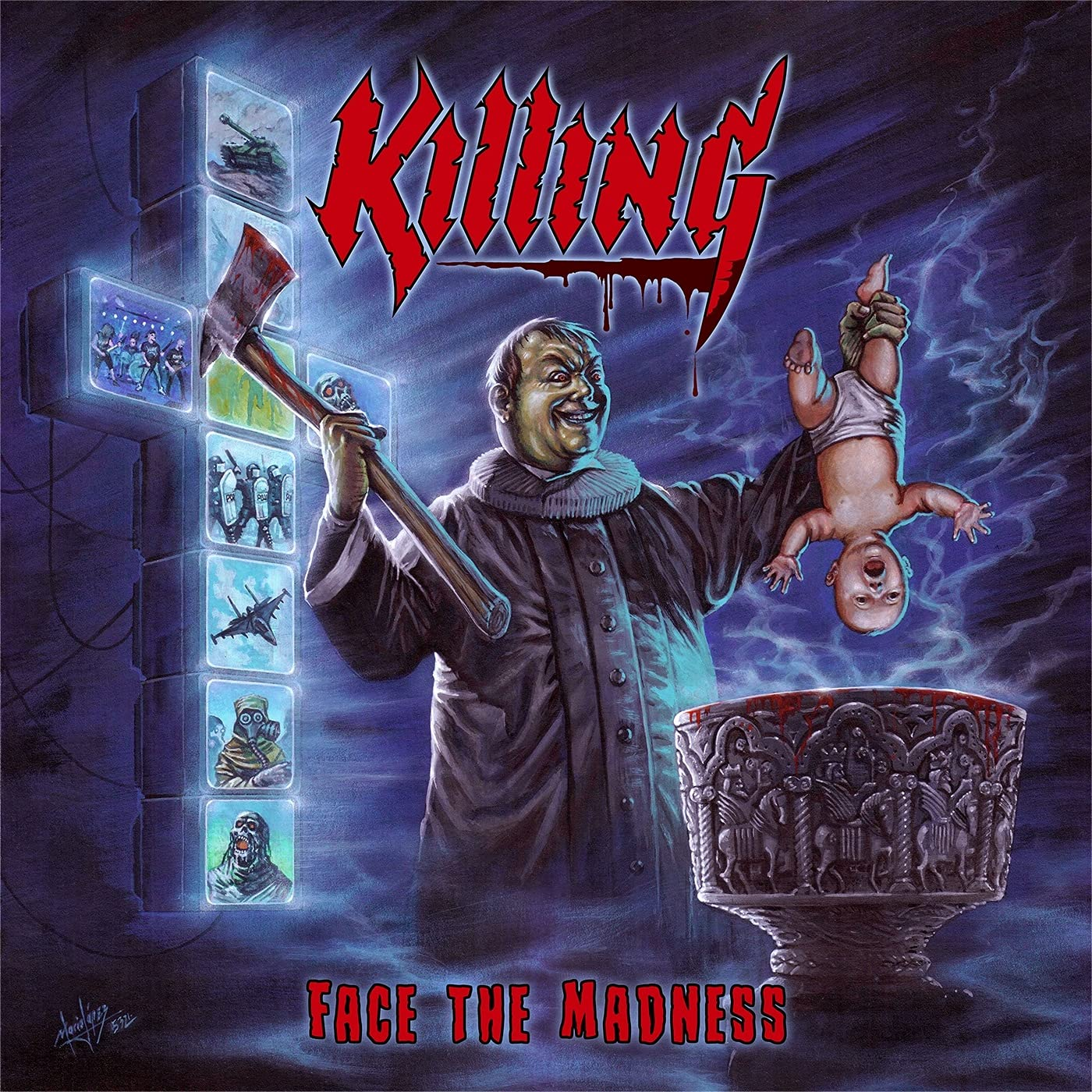Killing – Face the Madness (2021) [FLAC]