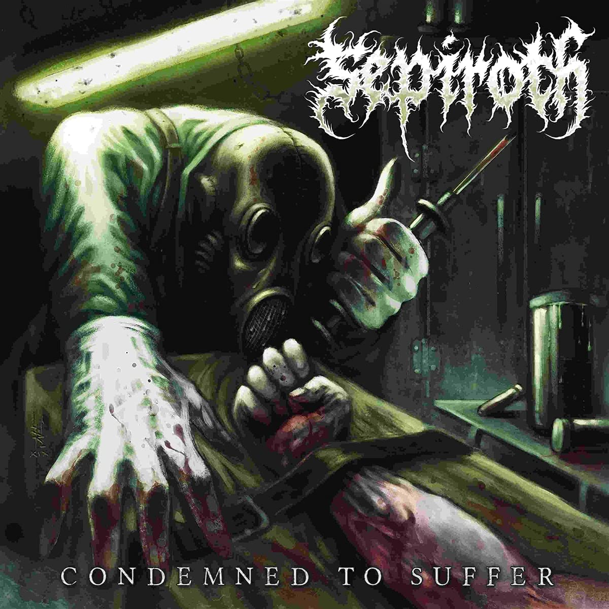 Sepiroth – Condemned To Suffer (2021) [FLAC]