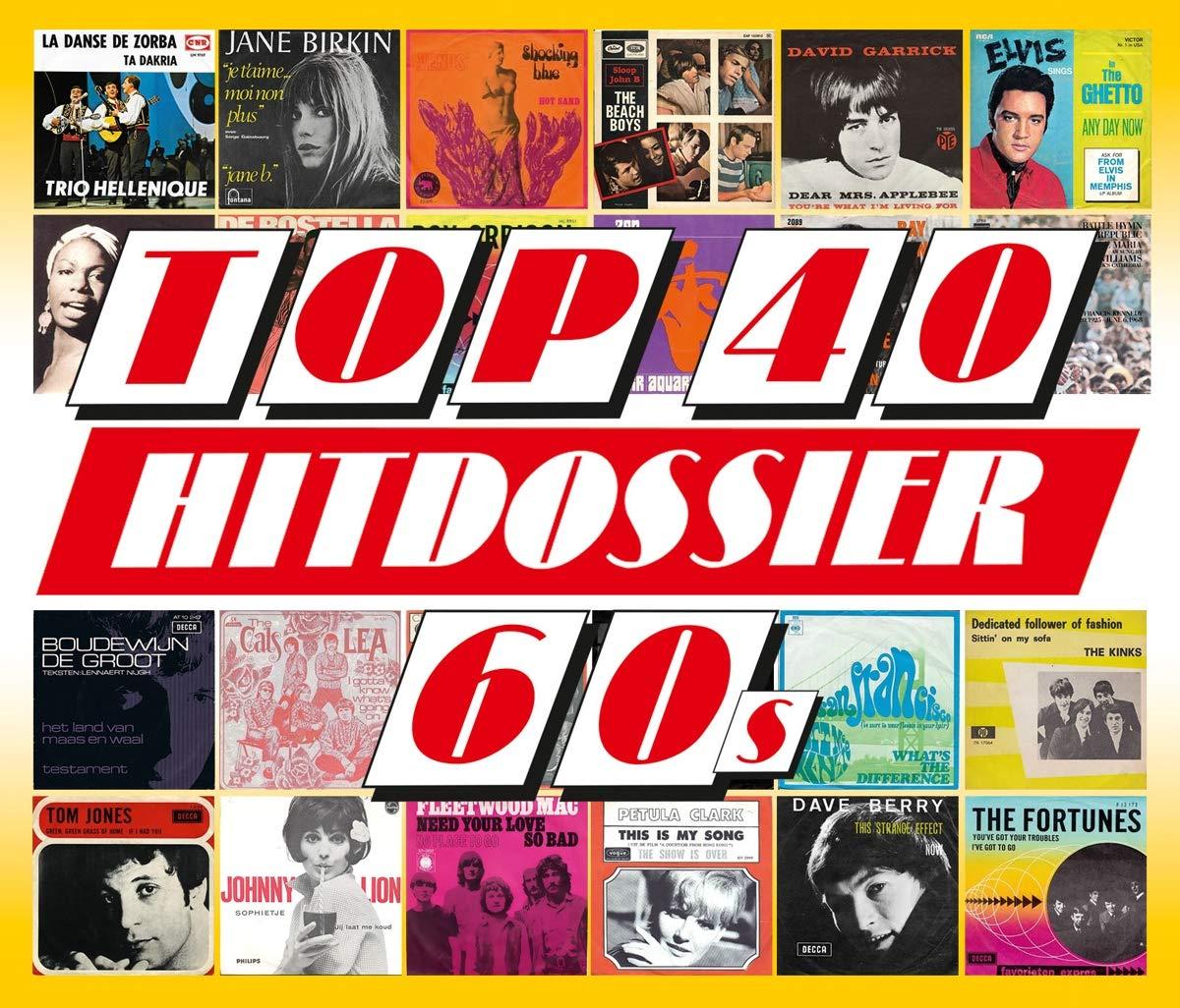VA – Top 40 Hitdossier 60s (2020) [FLAC]