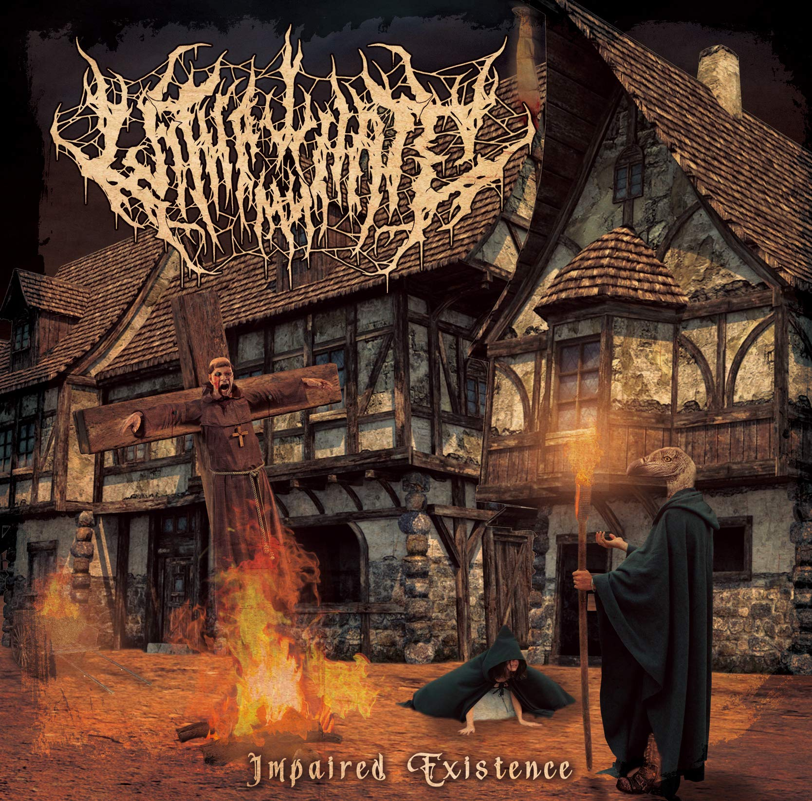With All My Hate – Impaired Existence (2021) [FLAC]