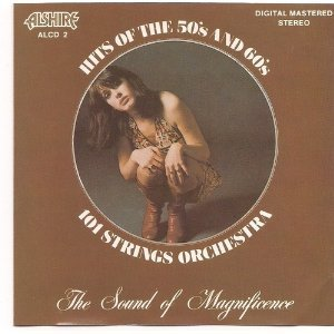 101 Strings Orchestra - Hits Of The 50s and 60s (1986) [FLAC] Download