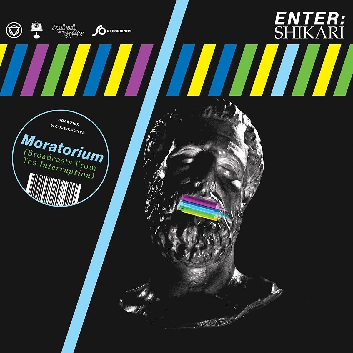 Enter Shikari - Moratorium (Broadcasts From The Interruption) (2021) [FLAC] Download