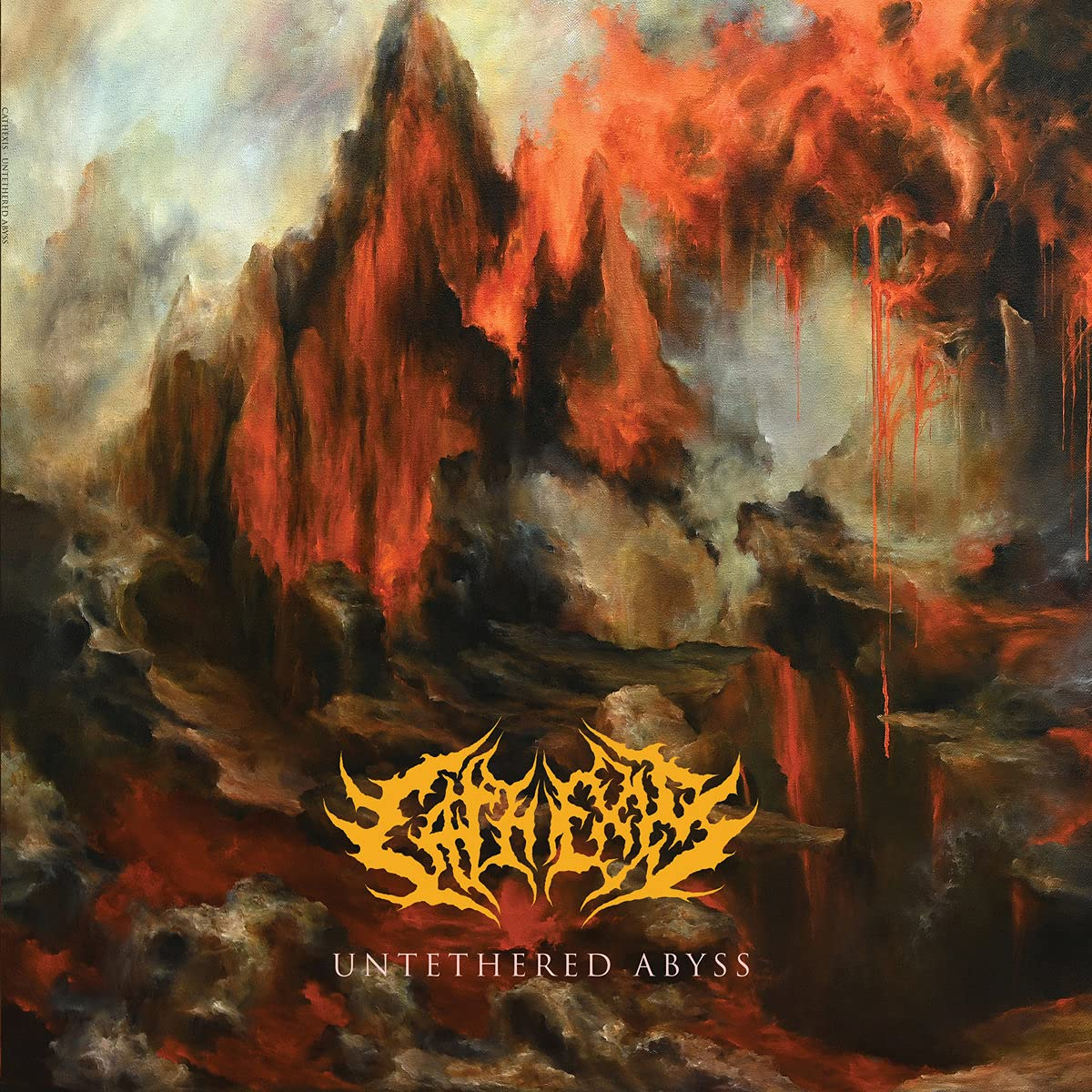 Cathexis – Untethered Abyss (2021) [FLAC]